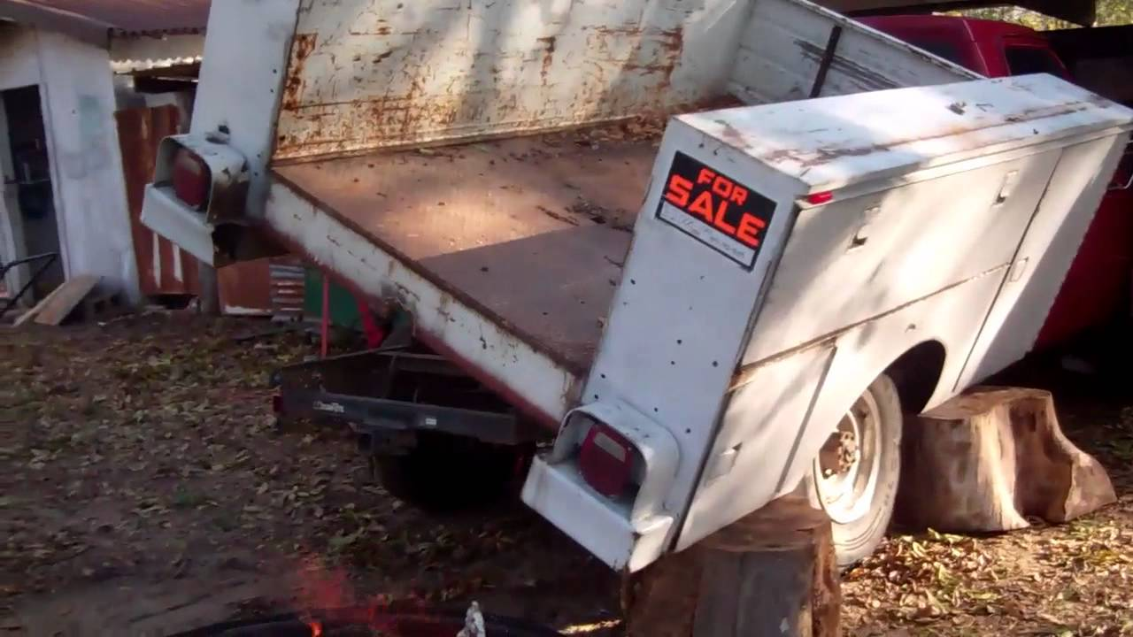 Truck Beds For Sale >> how to remove a truck bed - YouTube