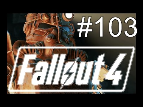 Fallout 4 [103] - Es ist Zeit fuer Jet - Let's Play Fallout 4
