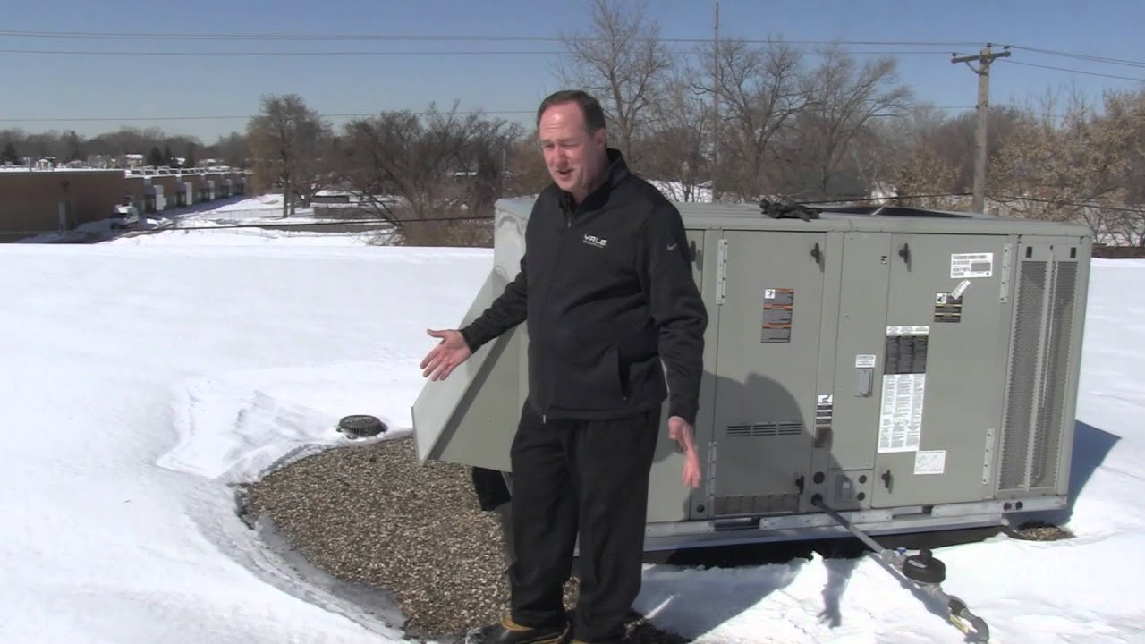 Enjoy Free Cooling From Your Economizer System Youtube