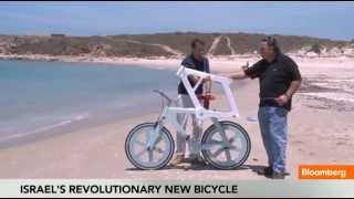 The Cardboard Bike: Inventor Thinks Outside the Box