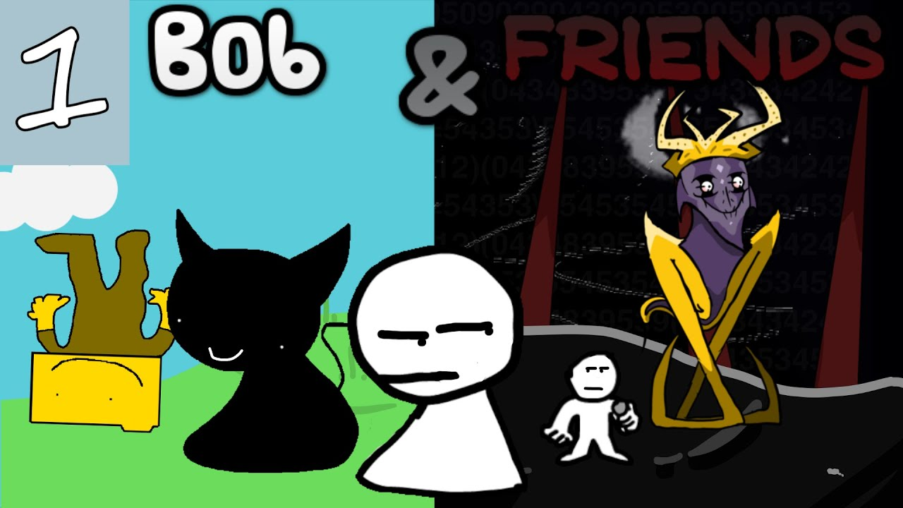 Bob and Friends: Episode 1 (FNF Animation)