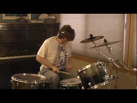 Vampire Weekend - Cousins Drum Cover
