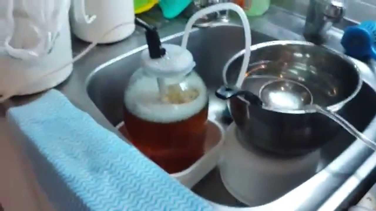 Из пароварки в самогонный аппарат мини пивоварни в москве