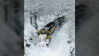 [철도의 미]눈꽃열차, korea railroad, 정…