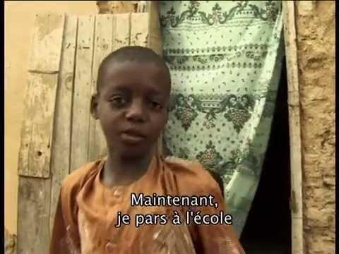 Une journée à l'école au Sénégal