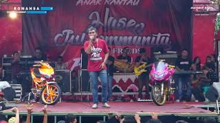 PERJUANGAN & DO'A RUDI IBRAHIM  ROMANSA LIVE TULAKAN HASEO & JAIL COMMUNITY