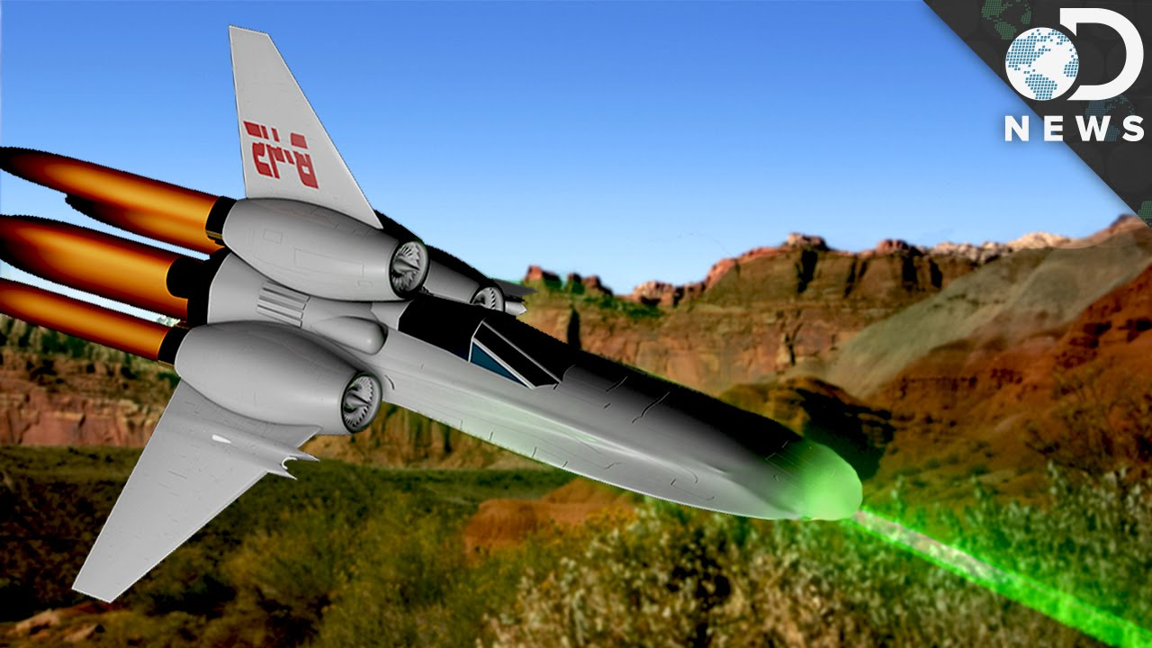Are Lasers The Weapons Of The Future? - YouTube