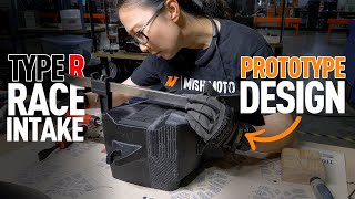 homepage tile video photo for Honda Civic Type R | Race Intake Prototype by Mishimoto