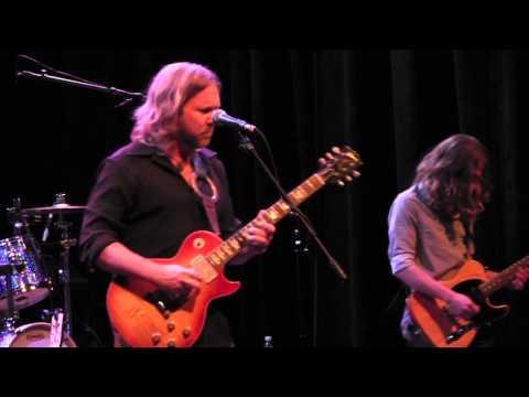 DEVON ALLMAN BAND - Left My Heart In Memphis 12-27-12