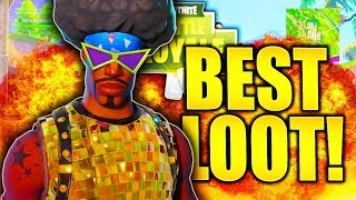 TOP 5 BEST PLACES TO LAND FOR EASY WINS AND LOOT FORTNITE TIPS AND TRICKS! BEST LOOT SPOTS FORTNITE!