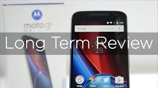 Moto G4 Plus now after 5 months a Re-Review Video