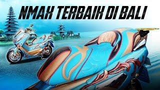 Yamaha NMax Prada Jagoan Kontes Bali