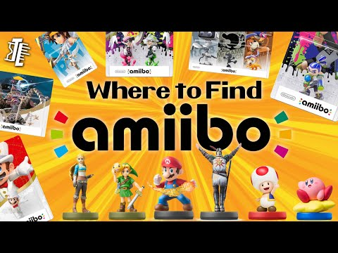 Where To Find Amiibo In 2019! (for A Decent Price)