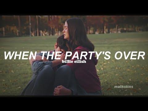 Billie Eilish - When The Party&39;s Over Traducida al español