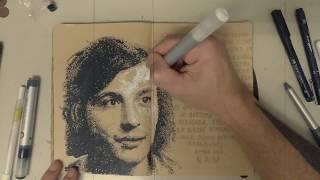 Sketching Salvador Puig i Antich