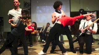 Промо-видео. Школа танцев буги-вуги