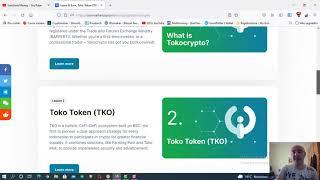 Toko Token (TKO) su coinmarket cap earn - risposte al quiz