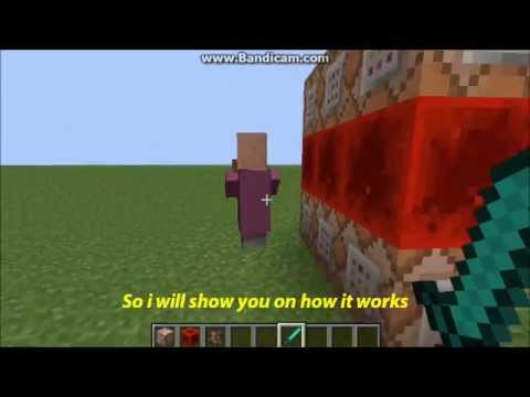 Minecraft Command Tricks How To Teleport Mobs Above Or Near The - Minecraft teleport player to mob