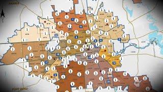 Houston's crime hot spots