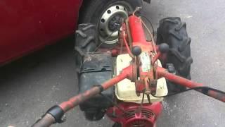видео Комплект дисков сцепления на двигатель Honda GX