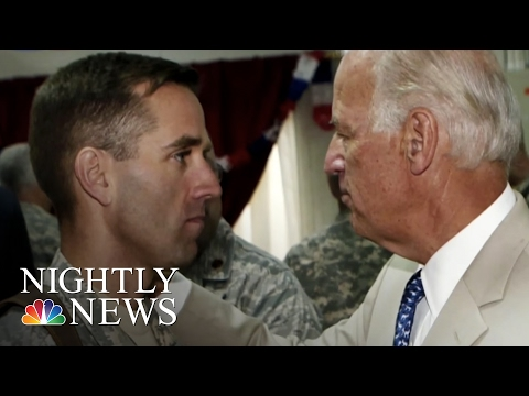 Beau Biden, Vice President's Son, Dies At 46 Of Brain Cancer | NBC Nightly News