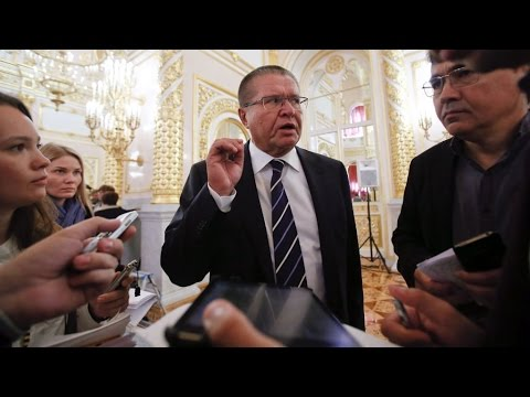 Russia: Authorities detain economy minister Ulyukaief for $2mn bribe over Rosneft deal