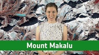 Earth from Space: Mount Makalu