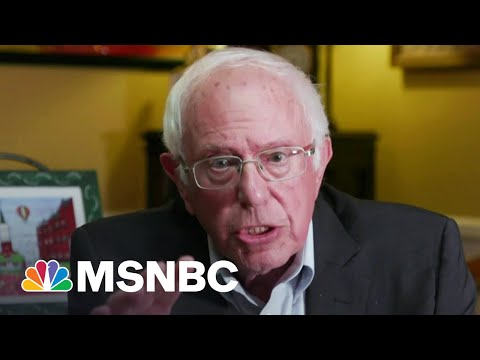 Bernie Sanders: People Are 'Sick And Tired' Of Working For Inadequate Wages