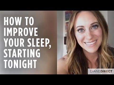 Sleep Better Beginning Tonight