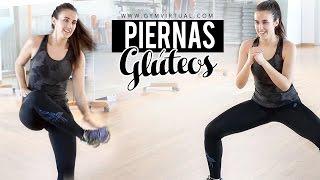 Rutina para reducir parte interna del muslo | Ejercicios de piernas 15 minutos