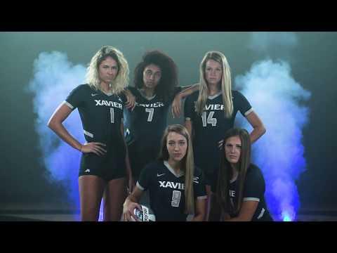 Xavier Volleyball - Intro Video