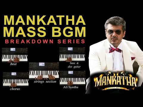 How Yuvan Shankar Raja Recorded Mankatha BGM Break Down Series By Raj Bharath | Thala Ajith