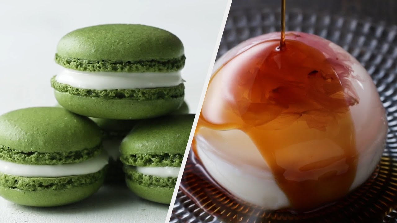 The Best Japanese Desserts You Ll Ever Have Tasty Recipes Youtube