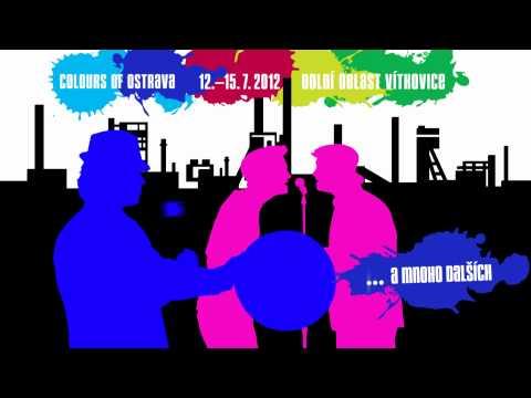 TV SPOT Colours of Ostrava 2012