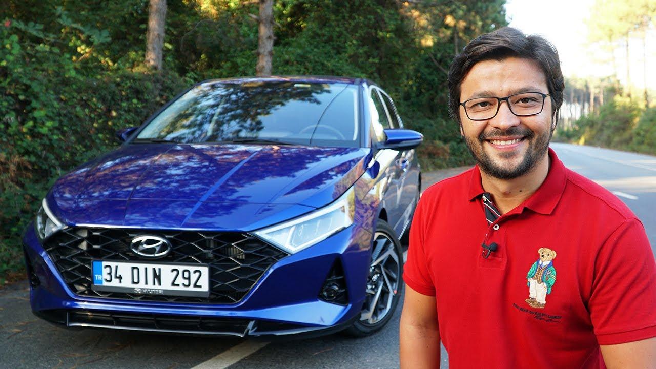 Yeni Hyundai i20 Test Sürüşü - En iyi yerli olabilir mi?