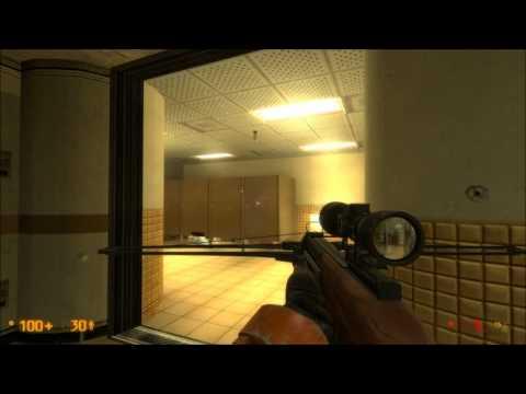 Black Mesa - Weapons (Animation Revamp)