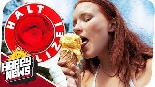 Eis, Eis, Maybe? - Die Sommer-Polizei! - HAPPY NEWS