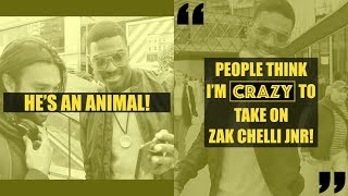 Is the Top Boxer crazy??!! UMAR SADIQ vs. ZAK CHELLI - DO NOT MISS
