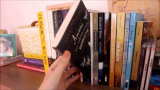 Bookshelf Tour- Atualizado