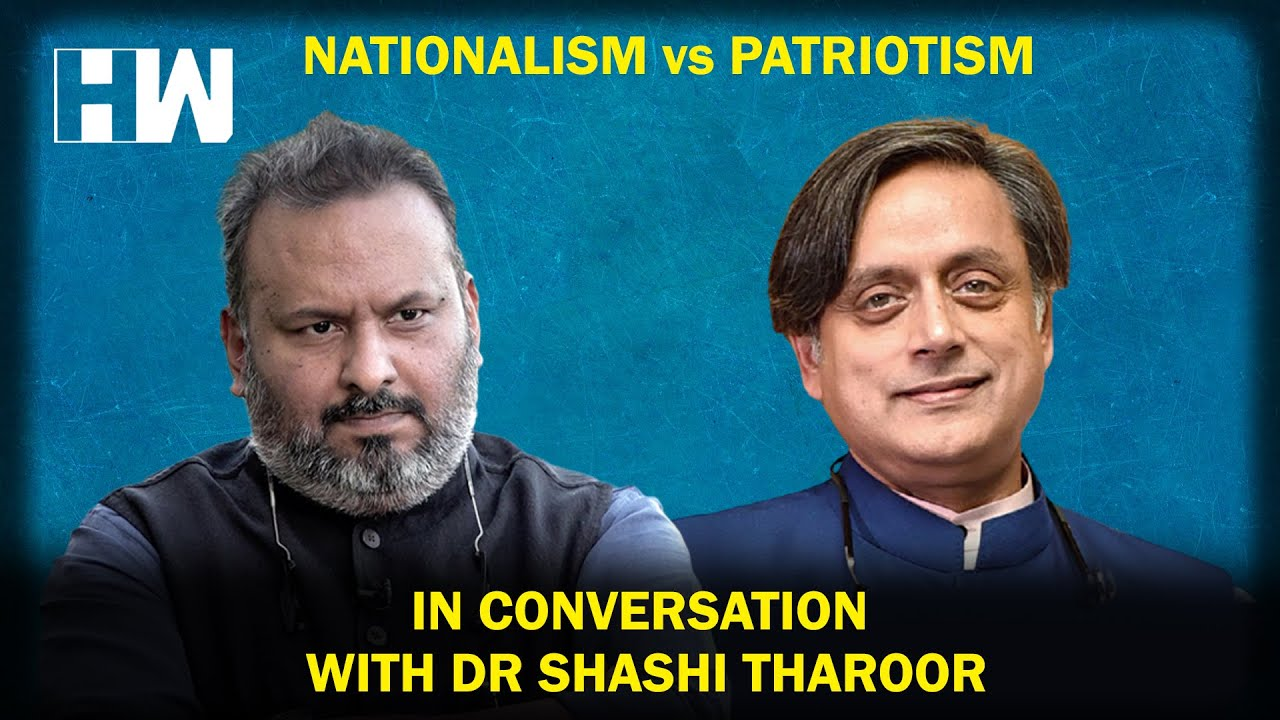 Download Editorial with Sujit Nair: The Battle of Belonging: In Conversation with Shashi Tharoor @Sujit Nair