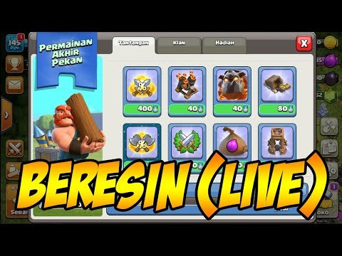 Beresin Weekend Game :D - Clash of Clans Indonesia