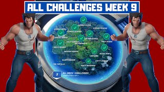 Фото All Week 9 Challenges Guide! - Fortnite Chapter 2 Season 4