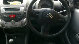2010 CITROEN C1 1.0I SEDUCTION MANUAL WITH AIRCOND C/D AND P/STEERING Auto For Sale On Auto Trader S