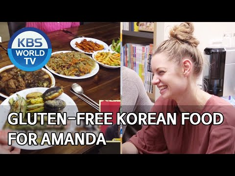 Gluten-free Korean food for Amanda [My Neighbor, Charles/2020.04.09]