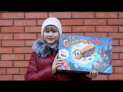 НОВИНКА! Детская настольная игра Кукаракула от Ravensburger (21440)