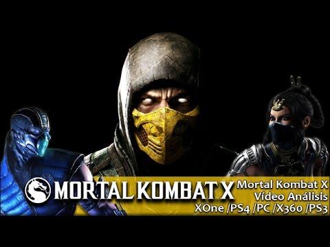 Mortal Kombat X | Análisis español GameProTV
