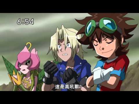 Digimon Xros Wars  Episode 31「Evolution &DigiXros ver.TAIKI」Mixing Track