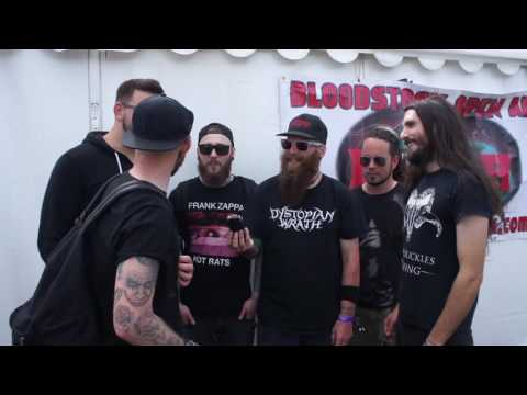 This is Turin Interview Bloodstock 2016
