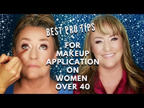 Best Tips for How to Apply Your Makeup Over 60