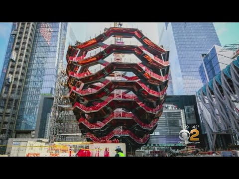 CBS2 Exclusive: Developer Likens Hudson Yards To The Eiffel Tower, Only Better